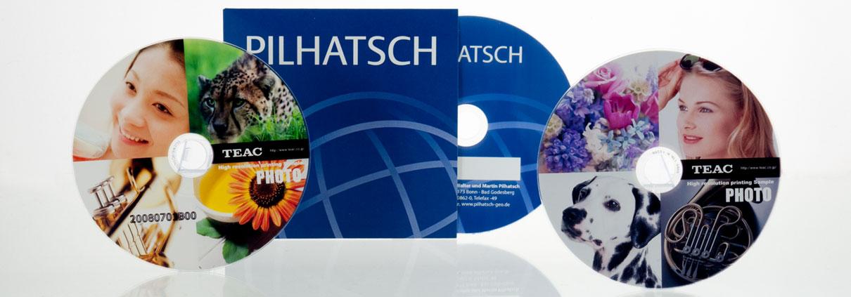 CD und DVD Brennservice - CD und DVD Kleinserien in bester Qualität zu günstigen Preisen bereits ab 10 Stück