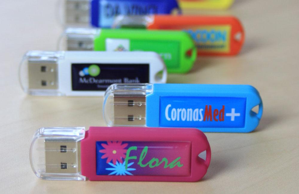 USB Stick Spectra 3.0 Farbenvielfalt