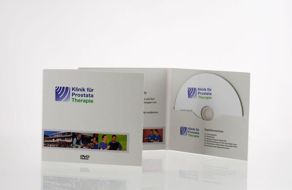 CD und DVD Kleinserie - Digifile im CD Format zum günstigen Preis bereits ab 50 Stück lieferbar